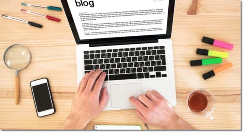 ブログに記事を書いていく